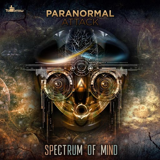 Paranormal Attack альбом Spectrum of Mind