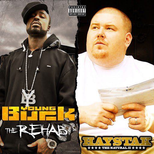 Young Buck альбом Split: The Rehab / The Natural 2 (2 for 1: Special Edition)