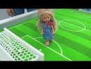 Видео для детей куклы Барби barbi - Штеффи ищет Челси. ToyClub - ищем игрушки. Видео куклы