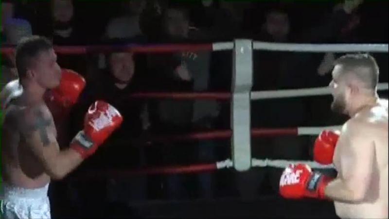 Бой века Романа Четина и Александра ОрловаКолобка