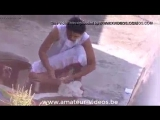 Indian woman laundry outside in public - XNXX.COM.mp4