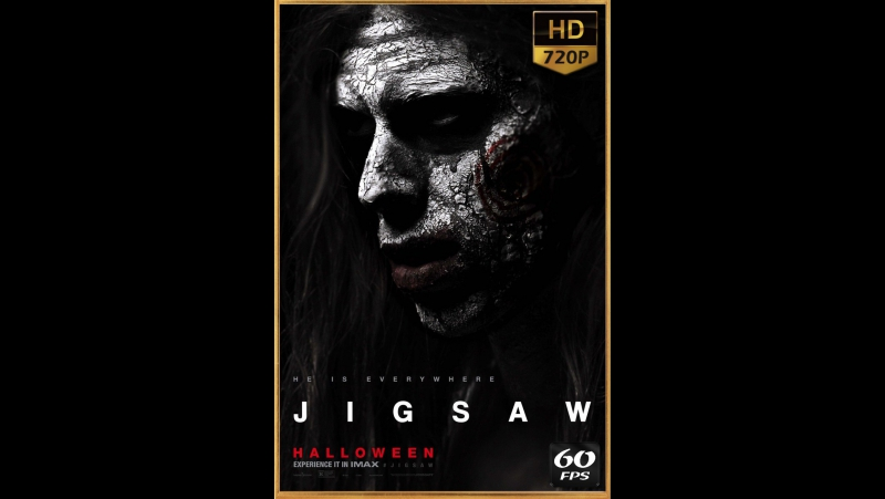 Пила 8 / Jigsaw (2017) [720p HD | 60 FPS]