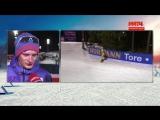 Российский биатлонист Максим Цветков поздравляет с Днем матери