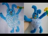 В Перми многодетная мама шьет игрушки по рисункам детей