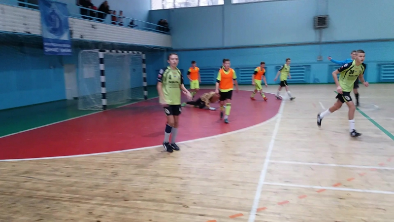 U15 ДЮФК