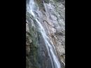 Абхазия Гегский водопад высота около 80 метров расположен на высоте 530м над уровнем моря