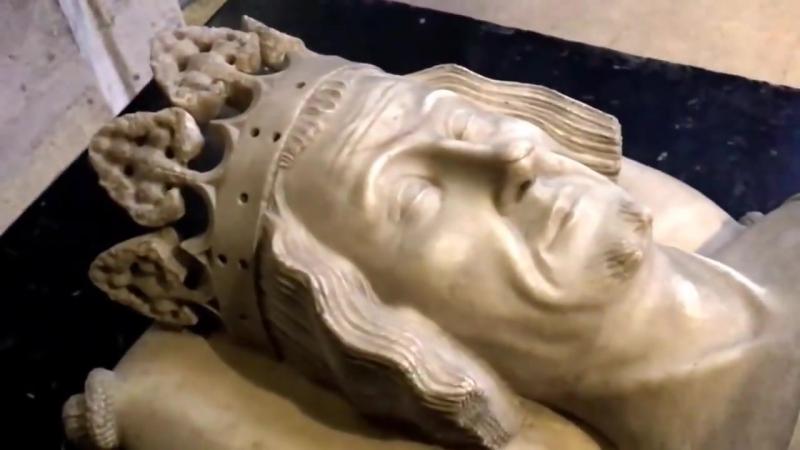 Uробница Левона V Лузиньяна в Сен-Дени