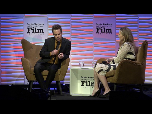 SBIFF 2018 Sam Rockwell Discusses The Assassination of Jesse James