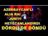 O SES TÜRKİYE, AZERBAYCANLI AILA RAI