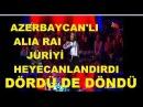 O SES TÜRKİYE, AZERBAYCAN'LI AILA RAI MAMMA KNOWS BESTLE COŞTURDU
