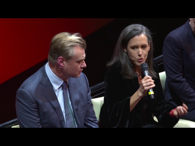 Christopher Nolan - Dunkirk BAFTA London QA, December 2 2017