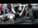 Семенов А, 55на20, СВ=66,15 кг, Класс Русский Жим, 21.04.2013