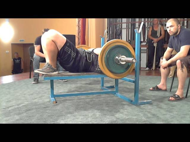Епихин И, 75 на 12, СВ=109,9 кг, Класс РЖ, 28 07 2012