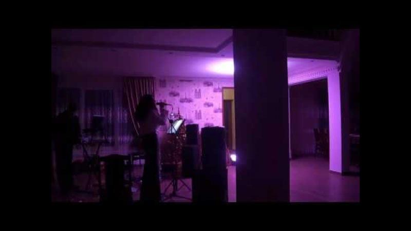 Горщар Наталія - Уривок з пісні House of rising sun ТРК Олеся. Корпоратив.