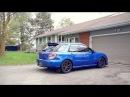 2006 Subaru WRX wagon Invidia N1 catback