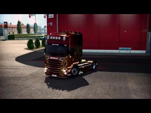ETS 2 Drift King