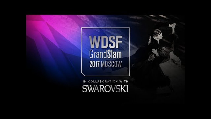 Stepantsov - Sablina, RUS | 2017 GS STD Moscow | R3 T | DanceSport Total