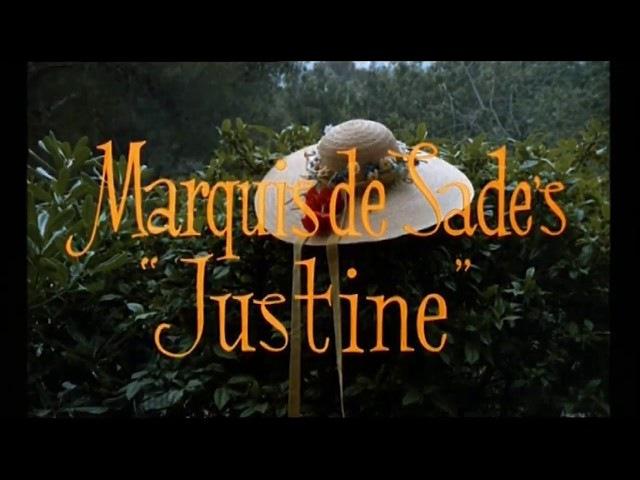 Жюстина. Маркиз де Сад. (Marquis de Sade: Justine). 1969