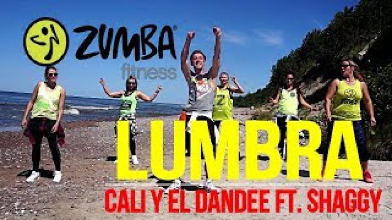 Zumba Fitness - LUMBRA - Shaggy ft. Cali Y El Dandee