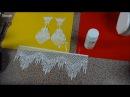 Раскрой и приклеивание эластичного кружева в декупаже Наталья Большакова Университет Декупажа