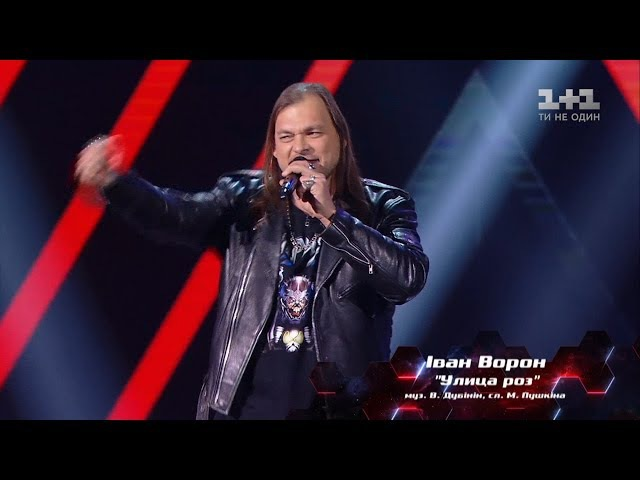 Иван Ворон –