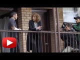 Jennifer Lopez Shoots With Nick Weschler In New York Shades Of Blue Season 3
