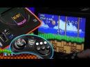 SEGA с беспроводными геймпадами Retro Genesis HD Ultra