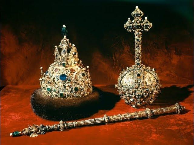 Как выбрали 1-го в династии Романовых: 16 летнего Михаила Романова, сына Филарета.