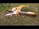 RingebuRC ArcticRC Gathering 2017 - Mega crash - Kraft Radio 1973 - Lots of flying