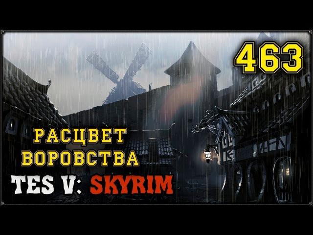 РАСЦВЕТ ГИЛЬДИИ ВОРОВ - TES V: SKYRIM - 463 ПРОХОЖДЕНИЕ
