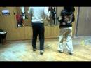 Bachata basic steps. CasaGrande. Anton y Lena
