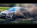 OFFROAD НА AUDI A6 - все лучшие моменты 2017 - AUDI A6 OFF-ROAD best moments 2017