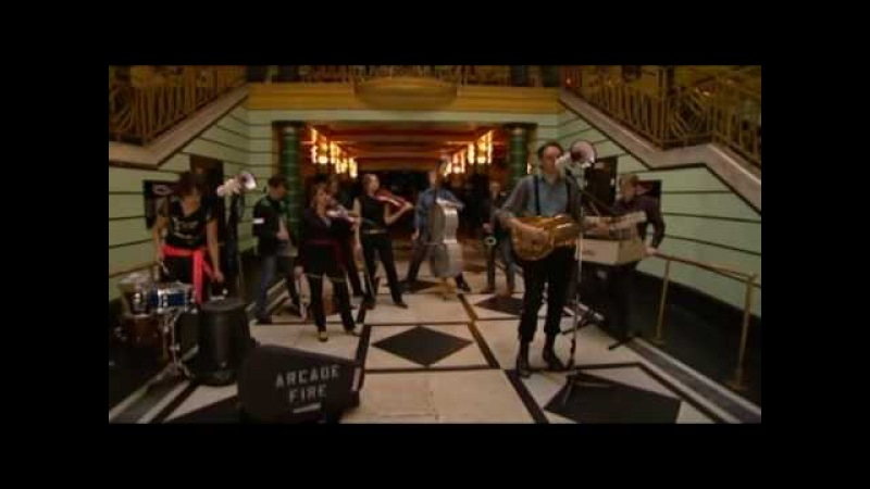 Arcade Fire - Neon Bible | The Culture Show Session, 2007 | Part 2 of 5