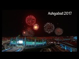 Ashgabat 2017 Ýapylyş Dabarasy | Türkmen aýdymçylary - Arkadag