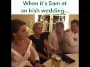 The Rattlin Bog Fast Version song must listen sung at Irish wedding irish wedding 5am