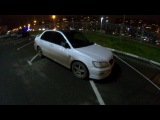 2002 Mitsubishi Lancer Cedia 1.5 GDI CVT POV Test Drive at Night Part 1