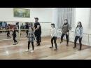 Учим Грузинский танец Ачарули