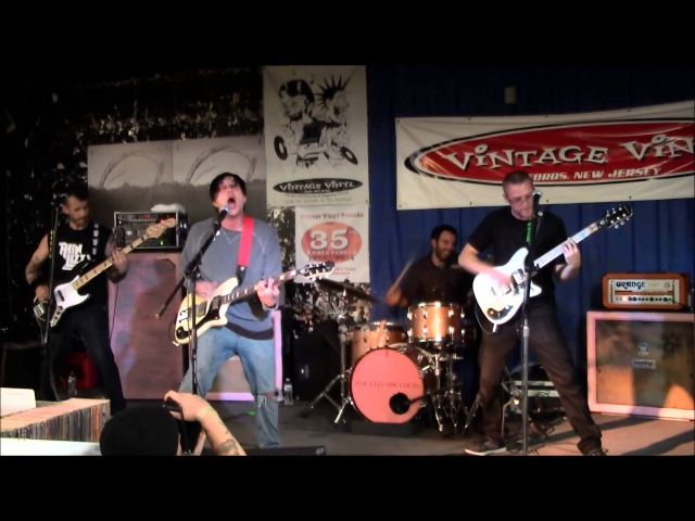 Frnkiero andthe cellabration - Live at Vintage Vinyl 08/25/14