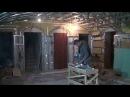 Как из гипсокартона сделать сложный сводчатый потолок, дальше облицовка клинке ...
