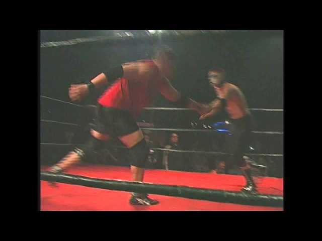 Kevin Steen vs El Generico vs Pierre Carl Oulette IWS