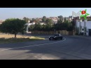 Crazy Mercedes c63 Amg drift in Morocco by Mohamed EL Marnissi MMD