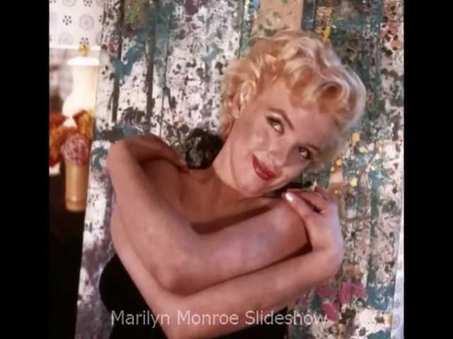 Photos Of Marilyn Monroe Taken By Cecil Beaton in Feb 1956