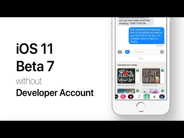 Обзор iOS 11 beta 7   Что нового в ИОС 11 бета 7 и стоит ли устанавливать простой обзор