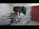 MUD SKIPPER LONGTAIL BUILD HONDA GX200