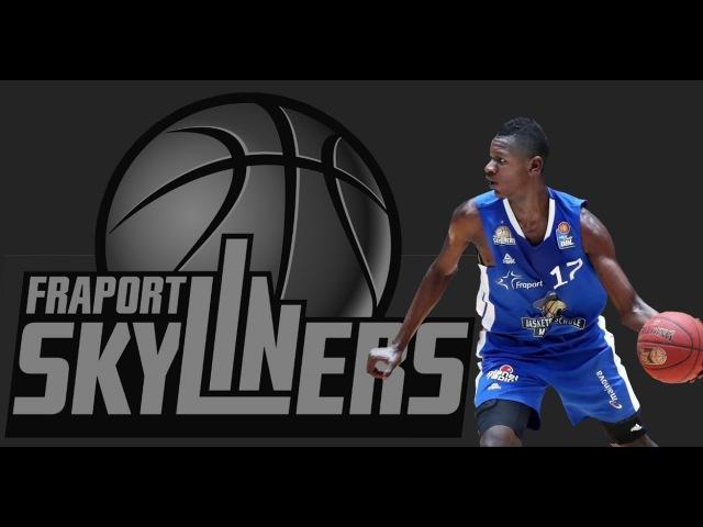 Isaac Bonga - Fraport Skyliners