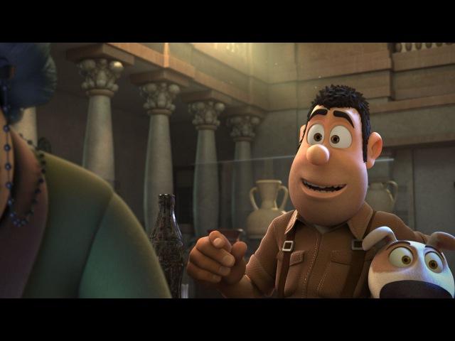 Видео к мультфильму «Тэд-путешественник и тайна царя Мидаса» (2017): Трейлер (дубли...