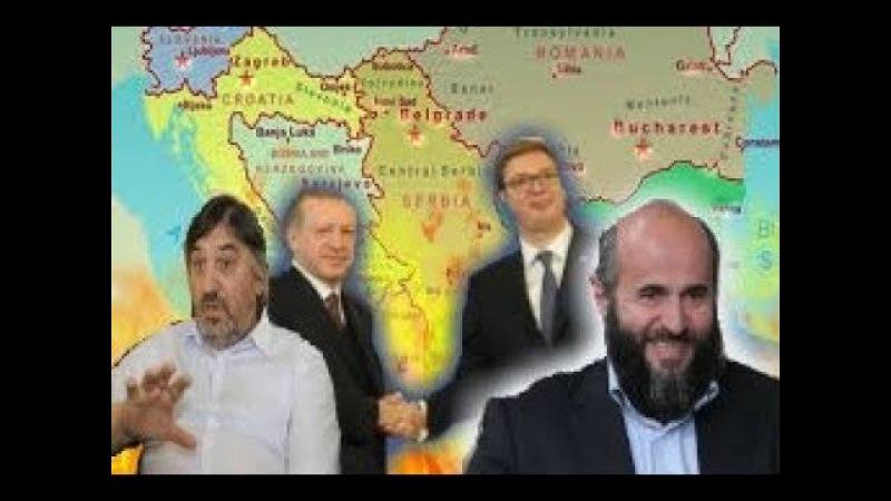 JUGOSLAV PETRUŠIĆ ALARMIRA VUČIĆA - Turska čizma opet dolazi na Balkan!? Novopazarci na nogama..