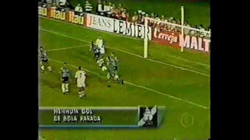 Copa Libertadores 1998 - Vasco 1x0 Grêmio - Quartas de Final 2° jogo - Melhores Momentos