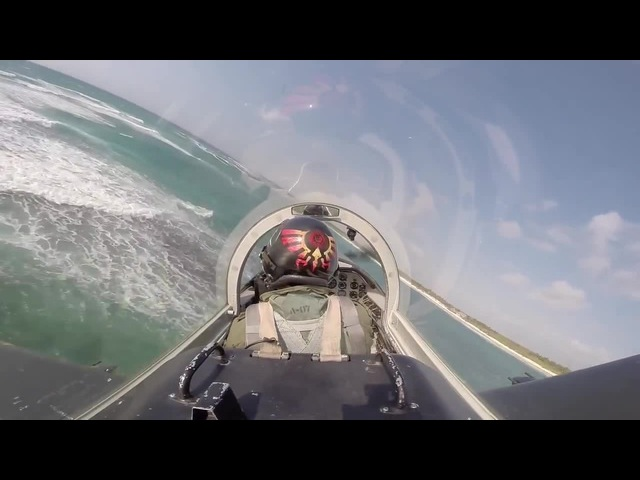 Extreme Low Level Flight