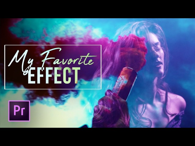 MY FAVORITE MUSIC VIDEO EFFECT - Premiere PRO DOUBLE EXPOSURE TUTORIAL